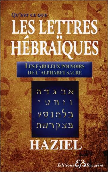 57102-Qu'est-ce-que les Lettres Hébraïques