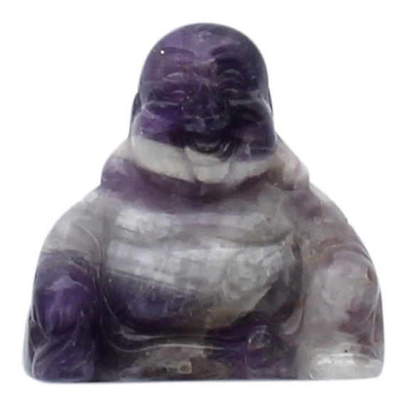 Bouddha Améthyste 4 cm