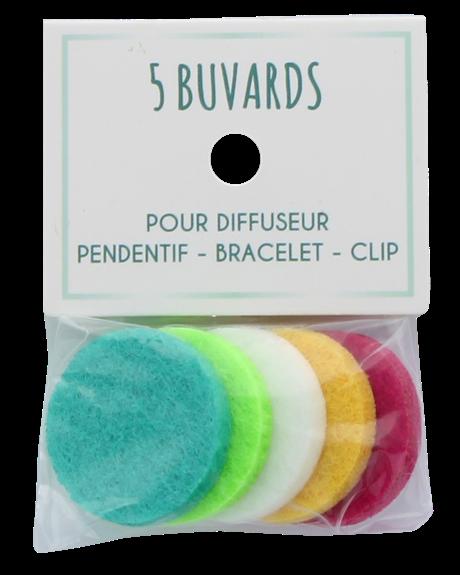 68210-1-Buvards pour Diffuseurs