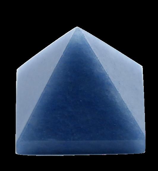 Pyramide Aventurine Bleue 3 cm