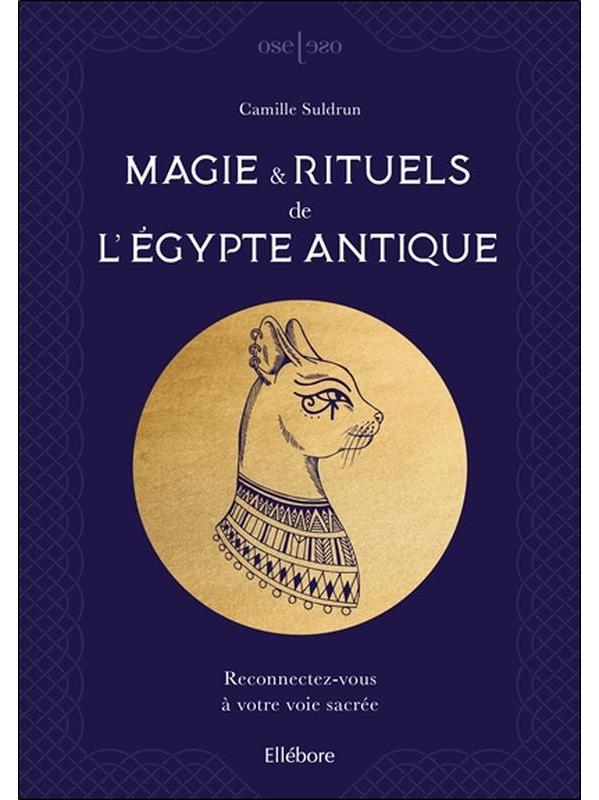 70289-Magie & rituels de l'Egypte antique