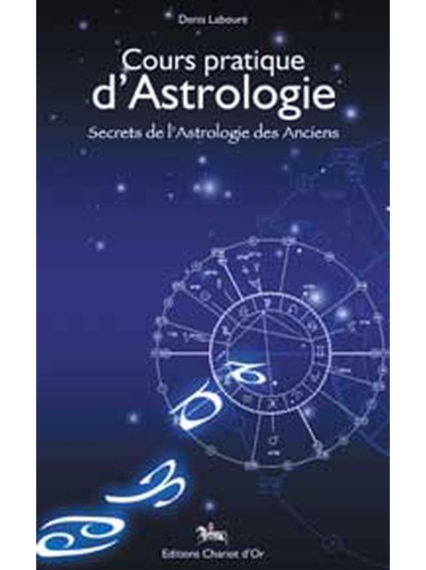 12237-Cours pratique d'astrologie