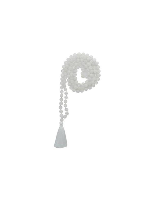 68979.2.Mala en Cristal de Roche 108 perles