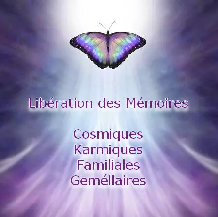 Accompagnement Libération des Mémoires Karmiques et Familiales