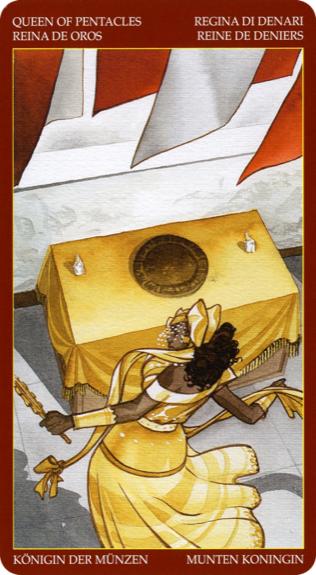 Tarot Afro Brésilien Cartomancie Secret Esoterique