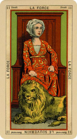 Tarot Etteilla