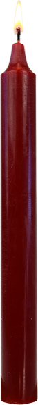 Bougie Bordeaux