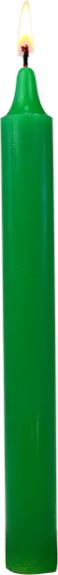 Bougie Vert Vif