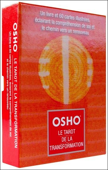 Coffret Le Tarot de la Transformation -  Osho