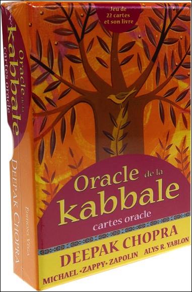 L\'Oracle de la Kabbale - Deepak Chopra