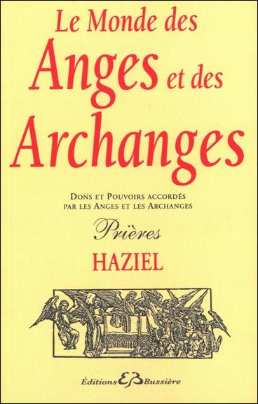 Le Monde des Anges et des Archanges - Haziel