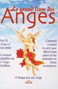 Le Grand Livre des Anges - Mikael Hod