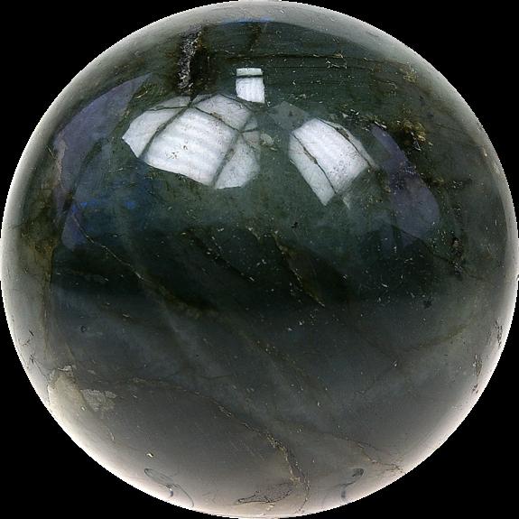Sphère Labradorite 40 mm