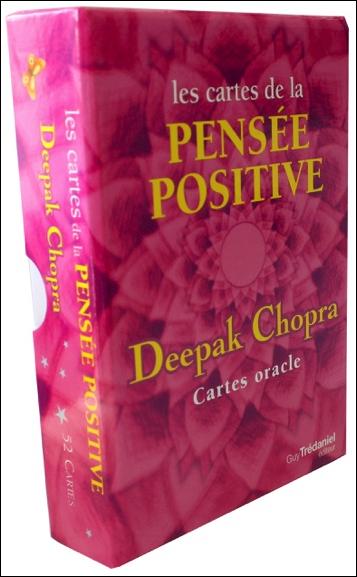 Les Cartes de la Pensée Positive - Deepak Chopra
