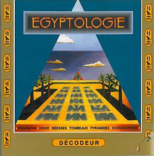 5857-Décodeur Égyptologie