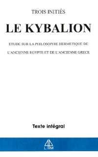 3415-Kybalion - Hermétisme ancienne Égypte