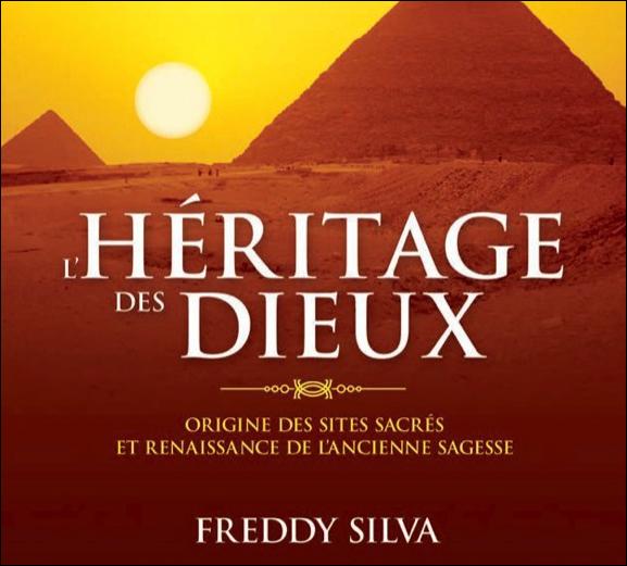L\'Héritage des Dieux - Livre Audio - Freddy Silva