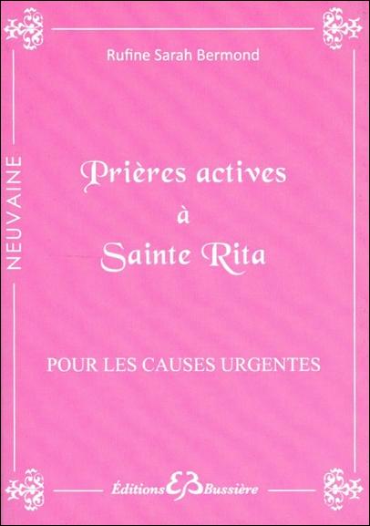54481-Prières actives à Sainte Rita