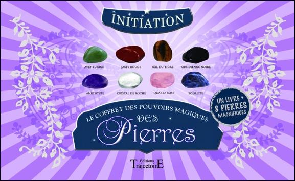 Le Coffret des Pouvoirs Magiques des Pierres - Lise-Marie Lecompte