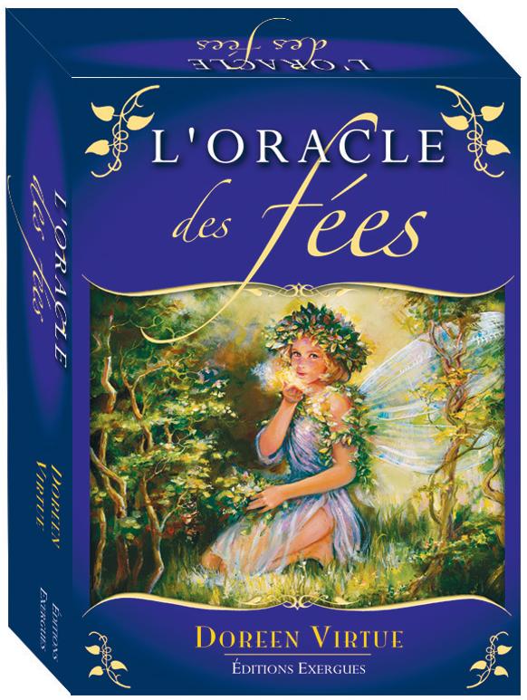 L\'Oracle des Fées - Doreen Virtue