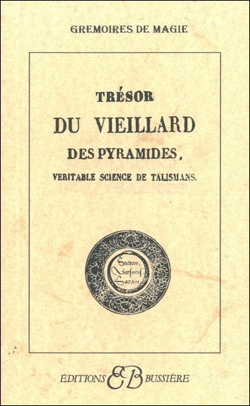 2739-Trésors du vieillard des pyramides