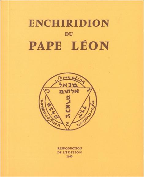 2589-Enchiridion du Pape Léon