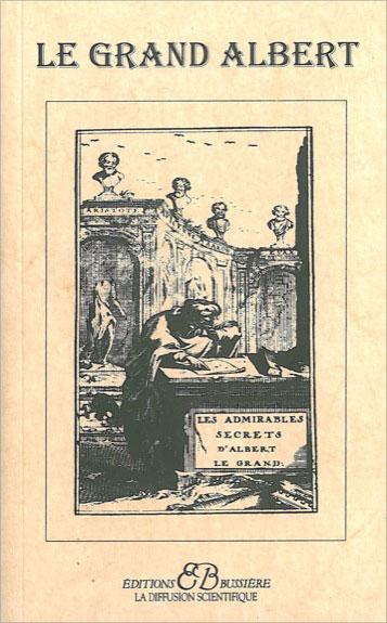 2585-Les admirables secrets d'Albert le Grand