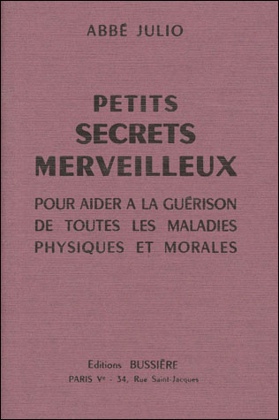 2526Petits Secrets Merveilleux
