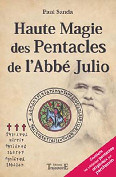 25089-Haute magie des pentacles de l'Abbé Julio