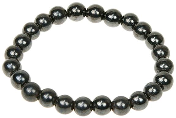 Bracelet Magnétique Hématite