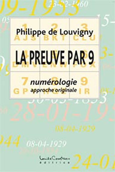 25489-Preuve par 9 - Numérologie approche originale