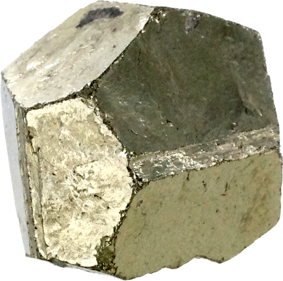 Pyrite Dodécaèdre Naturels - Sachet de 250 gr