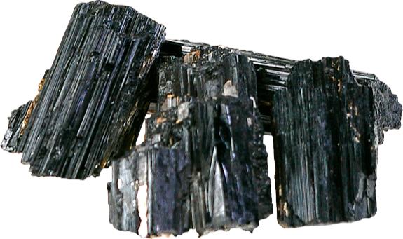 Tourmaline Noire Brésil - Sachet de 500 Gr - Petit Modèle