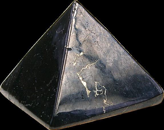 Pyramide Shungite - 3 cm