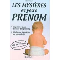 Les Mystères de Votre Prénom - M. Bevilacqua