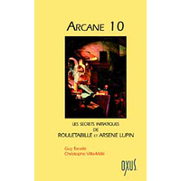 Arcane 10 - Guy Tarade