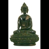 Statue Bouddha Antique - 14,5 cm