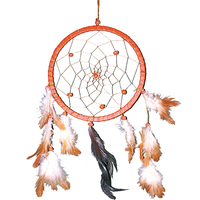 Dreamcatcher Simple Naturel - Diamètre 16 cm
