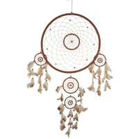 Dreamcatcher 5 Cercles - Naturel