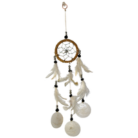 Dreamcatcher Plume - Naturel - 34 cm