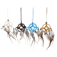 Collier Dreamcatcher Etoile - Lot de 4