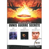 Ovnis Guerre Secrète - Qui Sont-ils ? Jean-Claude Sidoun