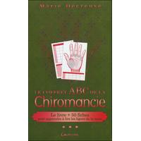 Le Coffret ABC de la Chiromancie - Marie Decreuse