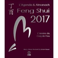 L'Agenda & Almanach Feng Shui 2017 - Marc-Olivier Rinchart