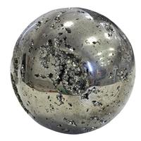 Sphère Pyrite - Entre 600 et 800 grammes