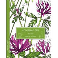 Coloriage Zen - Nature - Carnet de Coloriage - Catherine Petit