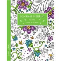 Coloriage Inspirant - Nature - Carnet de Coloriage -  Laura Csajagi