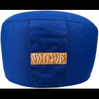 Zafu de Méditation Bleu Marine