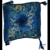 Coussin de Bol Chantant - Bleu