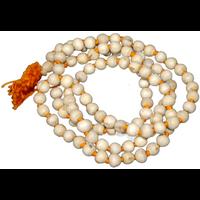 Tulsi Mala - Longueur 44 cm et Perles 7 mm